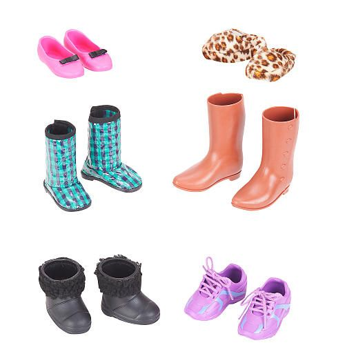 "Journey Girls Fashion Shoe Pack - Toys R Us - Toys ""R"" Us"