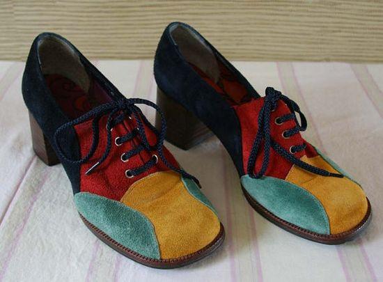 perfect vintage shoes!