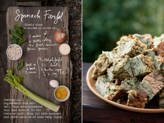 the forest feast #food #styling #photography #layout #design #typography