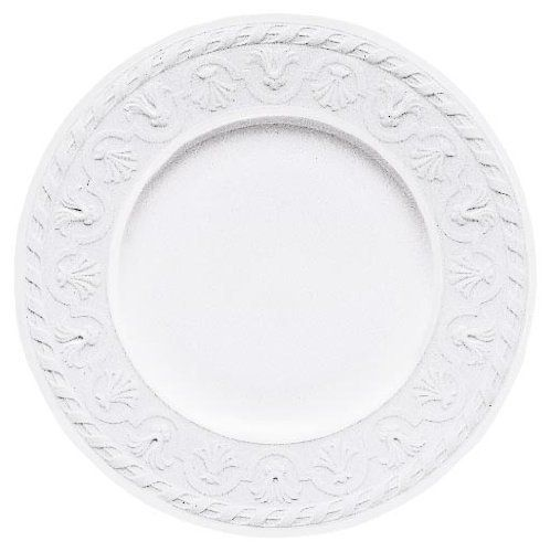 Villeroy & Boch Cellini Bread and Butter Plate by Villeroy & Boch. Save 35 Off!. $15.59. Imported from Luxembourg and Germany. White on white relief design. Dishwasher and microwave safe. Vitrified porcelain for strength and durability. 7-inch diameter. Bread & Butter Plates - All White With Embossed Design - Made In Germany