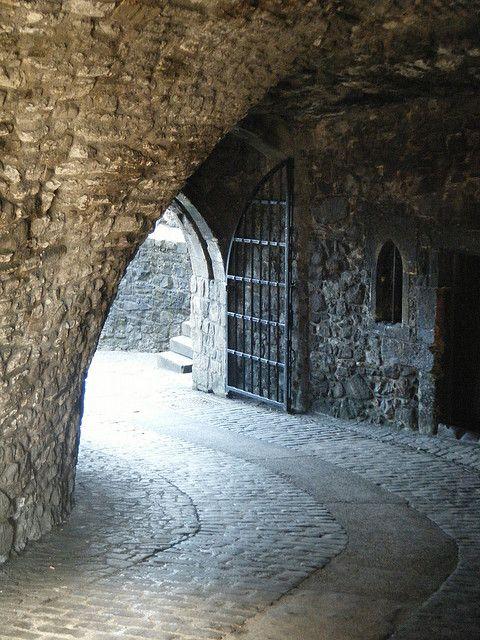 Gateway, Stirling Castle, Scotland