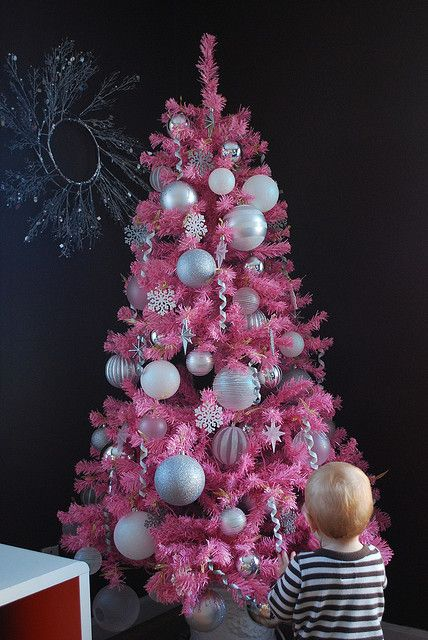 it's beginning to look a lot like (pink) christmas!