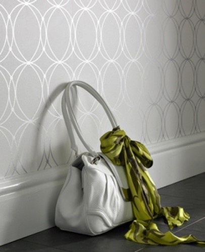 gorgeous wall paper!