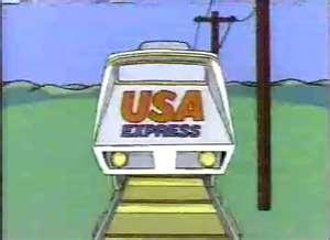 USA Cartoon Express