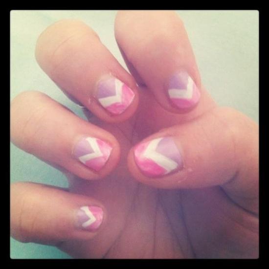 Nails by @Saz_xox