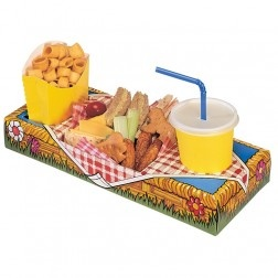 Perfect for outdoor parties or picnics!!