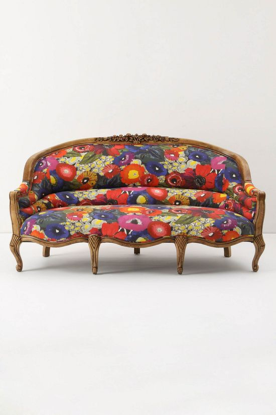 Poppies sofa