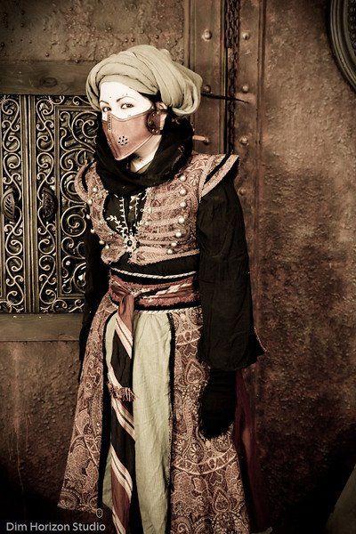 steampunk turkish clothing. photo by Dim Horizon studios