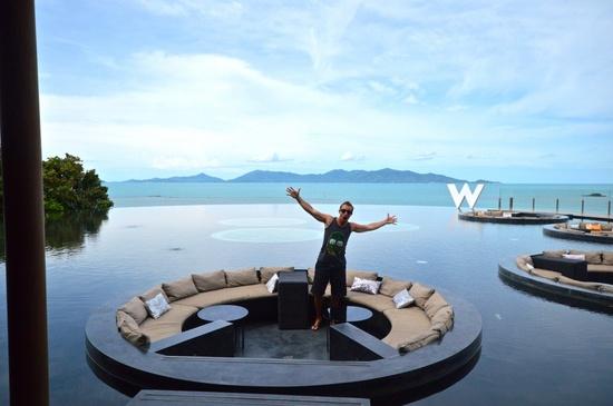 "the W resort ""retreat - Thailand"