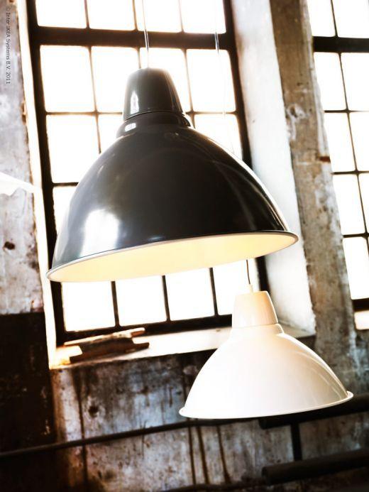 New Ikea Industrial light