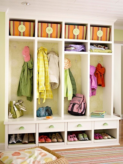 entry organization @ Home Design Ideas