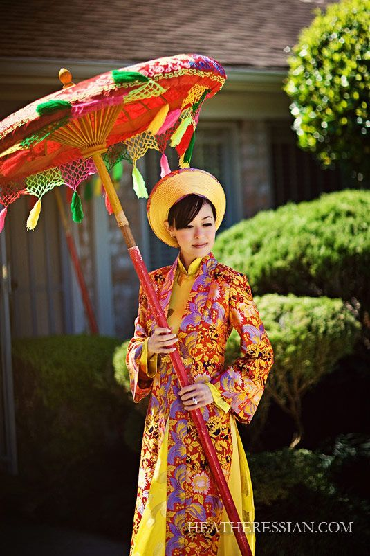 Another shot of that unusual #aodai