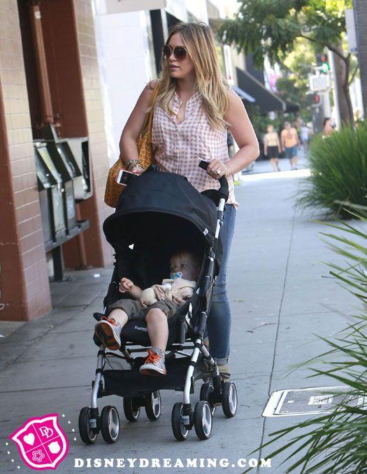 Hilary Duff wants a baby girl!