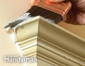 DIY:  Tips From The Pros - lots of tips on prepping your project prior to painting - tips that'll give you a professional finish every time.