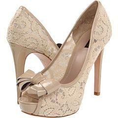 Cute cute wedding shoes