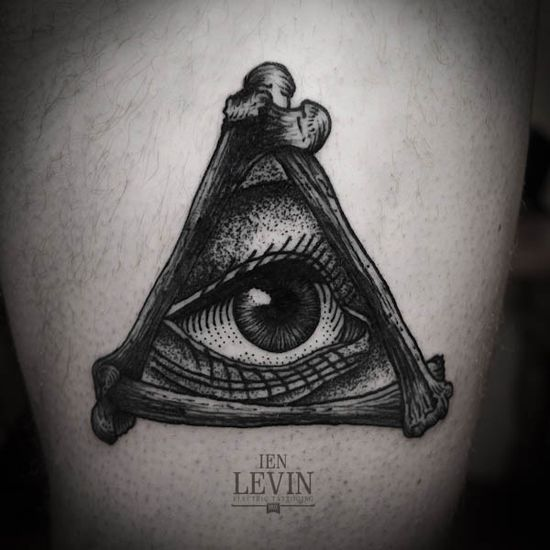 Tattoo Design by Ien Levin