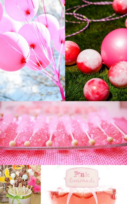 Everything Fabulous: Inspiration Board for DIY Princess Party