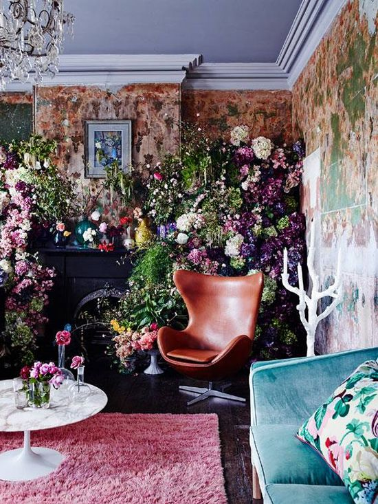 IMAGE FROM #VOGUE #LIVING #interior #design