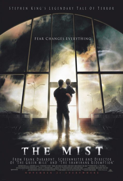 The Mist (2007) Horror Movie