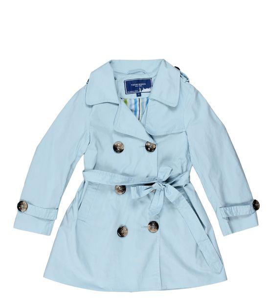 Little girls trench coat. LOVE!