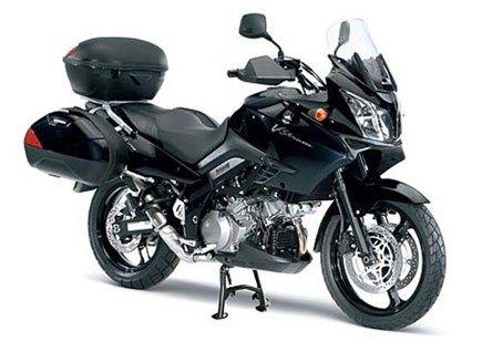Suzuki DL1000 V-Strom Grand Touring #bikes #motorbikes #motorcycles #motocicletas #motos