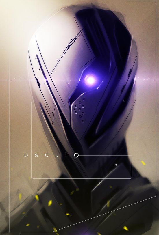 Oscuro Image brought to you courtesy of Robot Radio www.robotradio.com