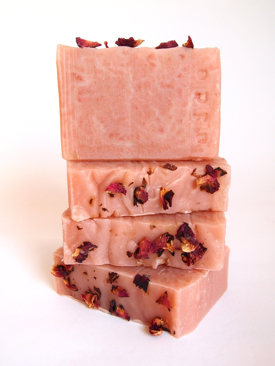 Soap Soap Soap!  English Rose Soap by Aide.