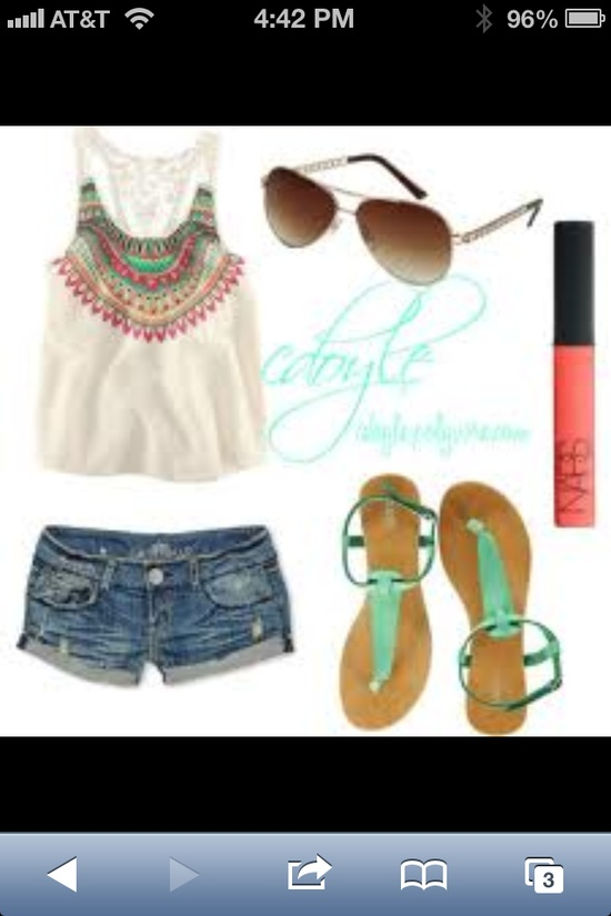 Summer clothes :)