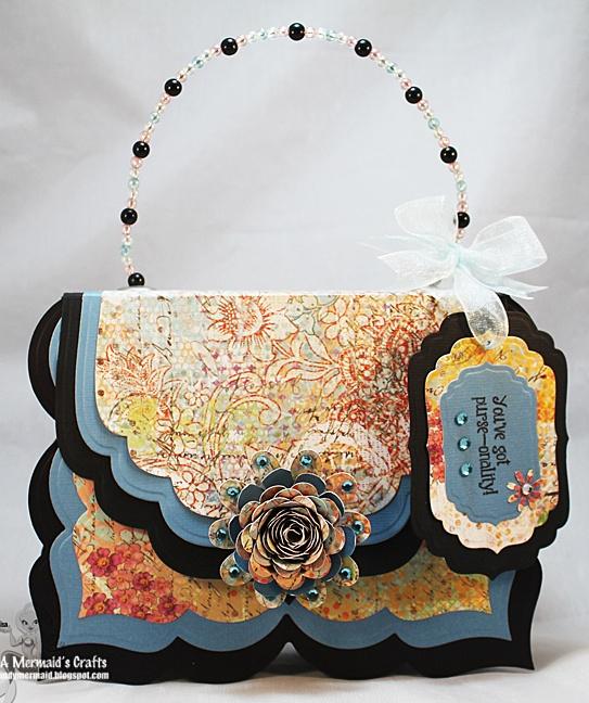 spellbinder purse