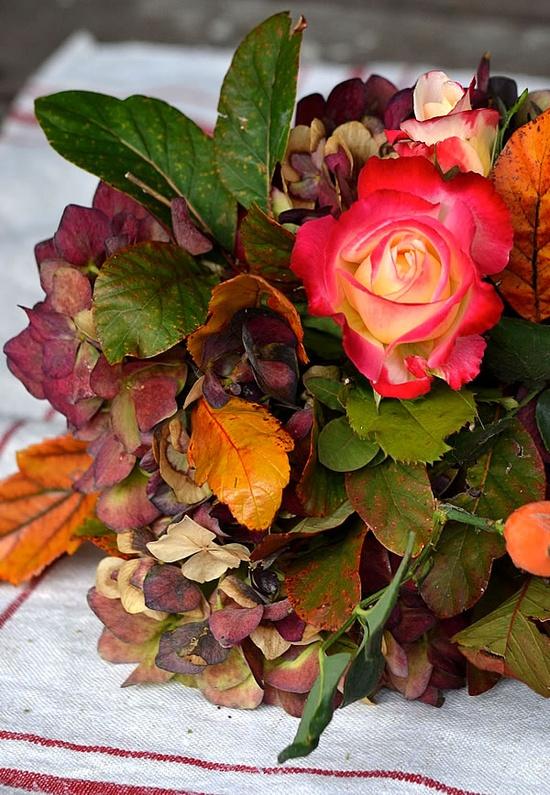Autumn bouquet...