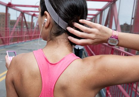 The best workout playlists for the gym, running, and more! lots of playlists!  Love it!