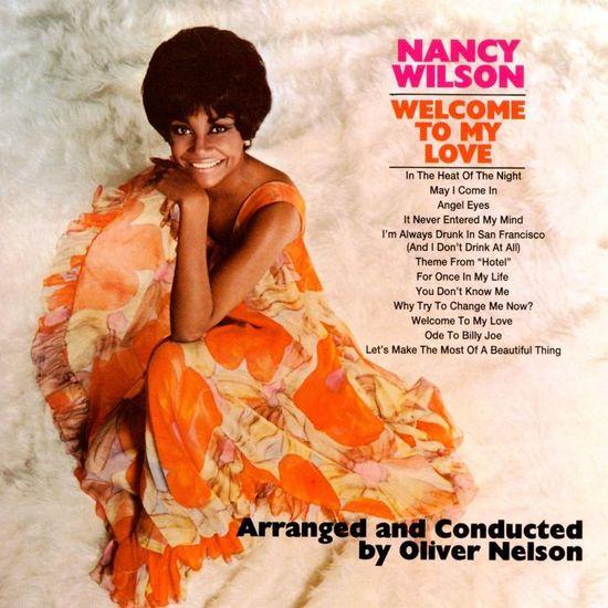1st Dance--nancy wilson welcome to my love