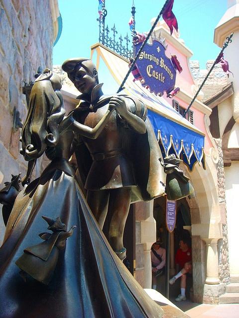 Sleeping Beauty Castle Walk-Thru...