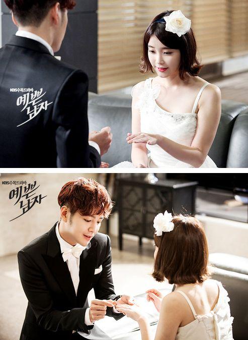 IU and Jang Keun Suk ? #Kdrama // Pretty Boy