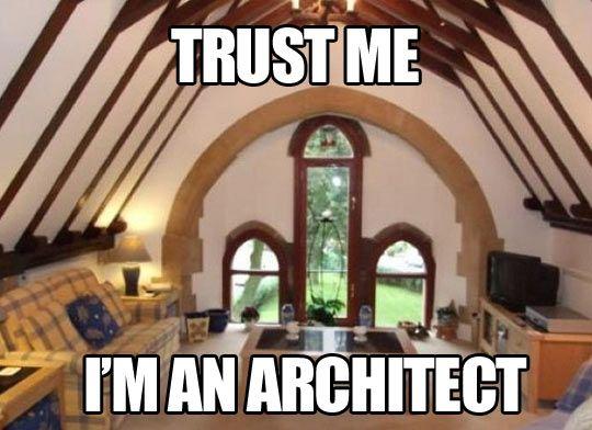 Modern architecture…