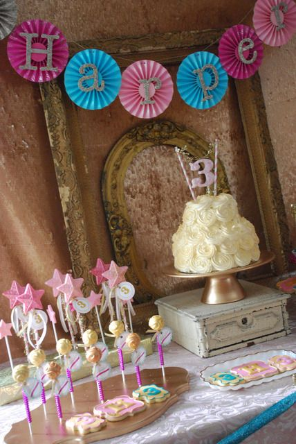 Amazing Princess Party #princess #party