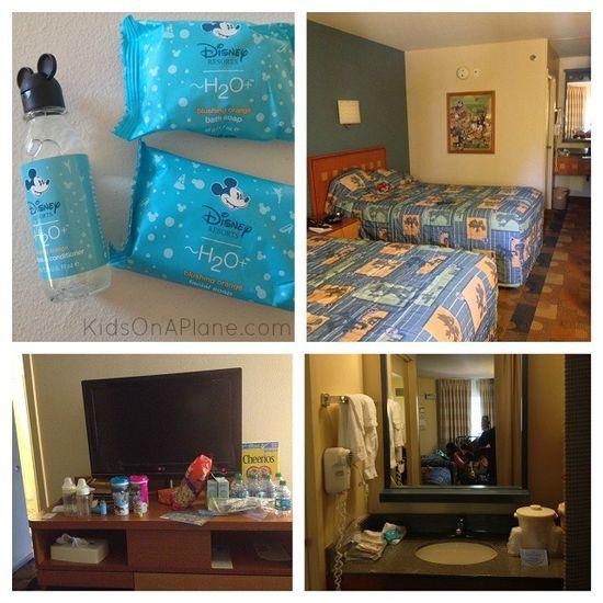 Pop Century Resort Guest Room