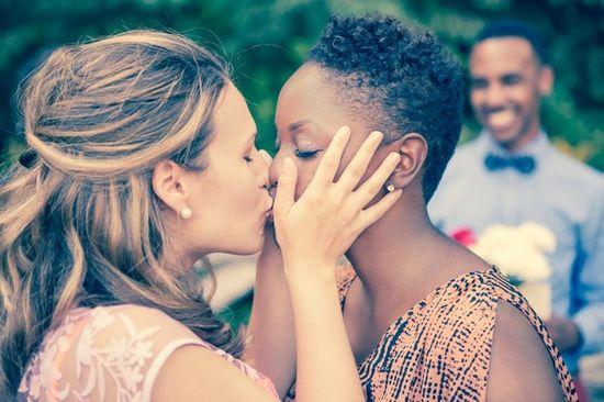 #Same-sex wedding in #Brooklyn