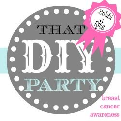 That DIY Party - show off your DIY!