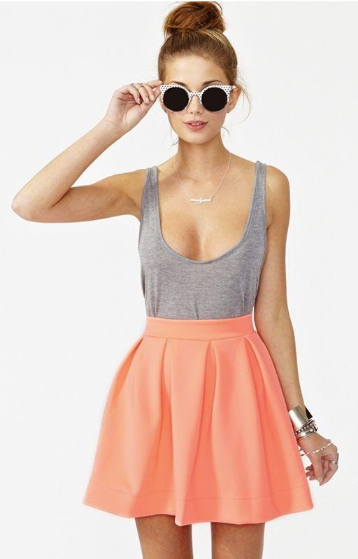 Peach Color Summer
