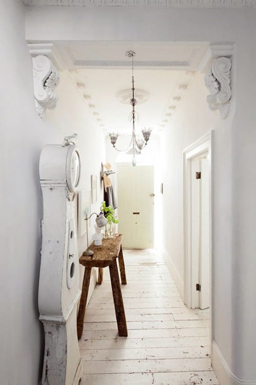 Vintage/Modern Home Design by Jo Willer Hallway