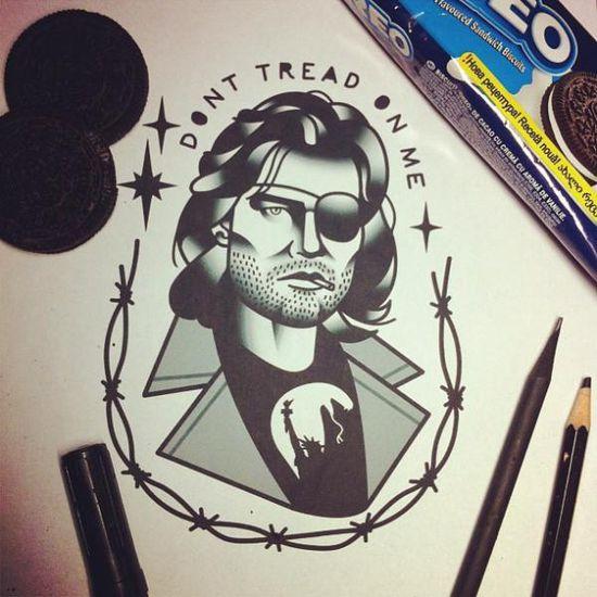 "Custom tattoo designer ""DerickJames"" on Tattoodo.com"