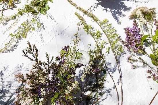 Kinfolk Magazine's Flower Pot-Luck