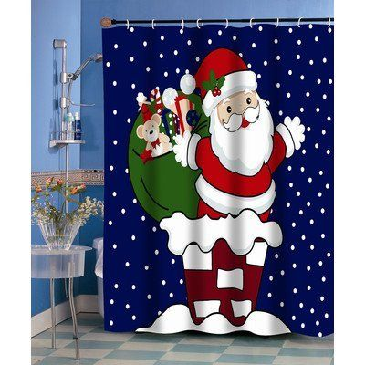 #Christmas Bathroom Decor