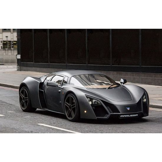 WOW! The Ultimate Marussia B2!