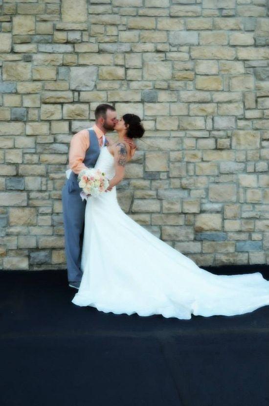Favorite Wedding Photo :)