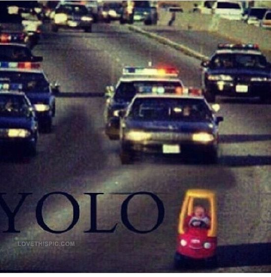 Yolo funny humor lol