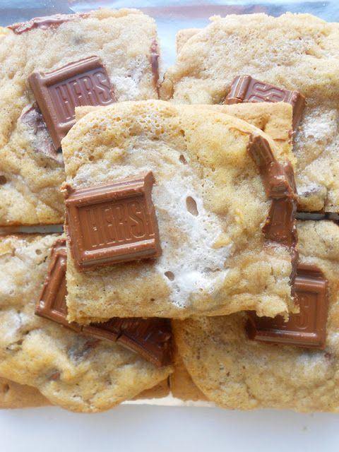Culinary Couture: S'mores Cookies