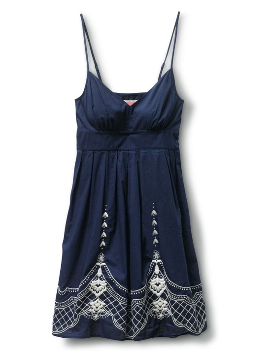 I Love, love, love this great spring and summer dress!