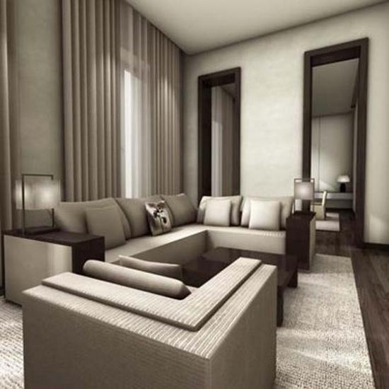 Elegant! Armani Casa interior design